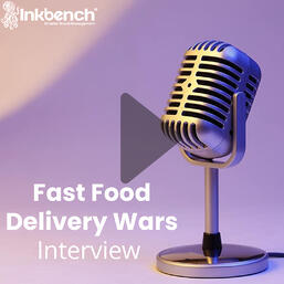 video interview fast food delivery wars